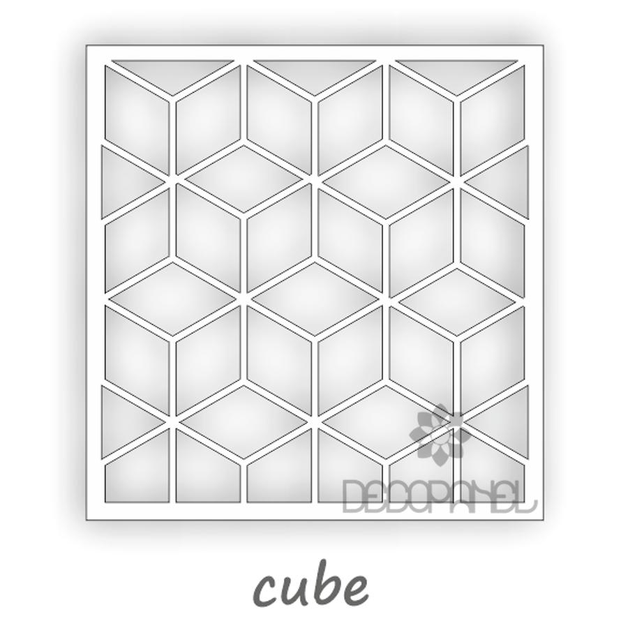 kolekcja paneli a urowych geometric decopanel. Black Bedroom Furniture Sets. Home Design Ideas