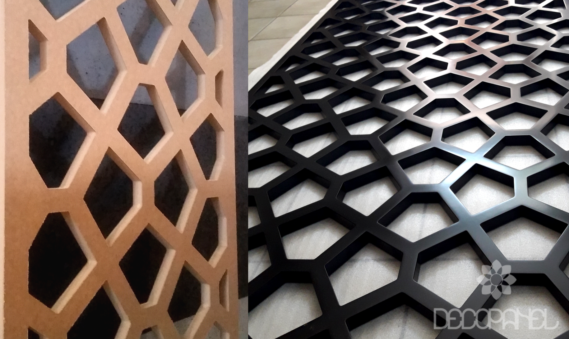 Lakierowane Dekoracyjne Panele Ażurowe 3d Decopanel
