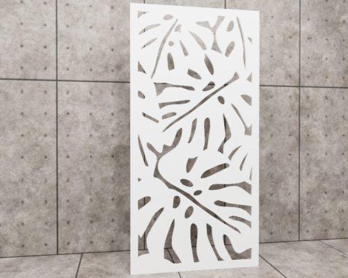 NEW Primavera Tropic, panel ażurowy Decopanel, panle liście, ażur liście