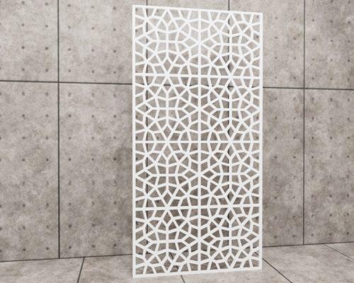 Oriental Asuan, panel ażurowy Decopanel, panele orientalne, ażur marokański