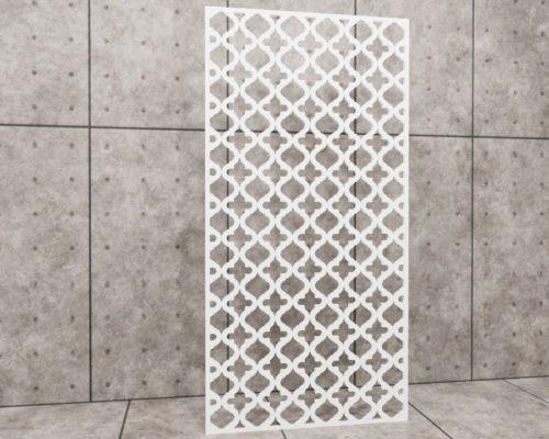 Oriental Carpet, panel ażurowy Decopanel, panele orientalne, ażur marokański