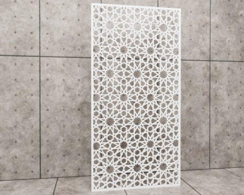 Oriental Hipnotic, panel ażurowy Decopanel, panele orientalne, ażur marokański