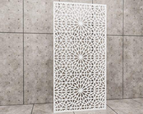 Oriental Mosaic, panel ażurowy Decopanel, panele orientalne, ażur marokański