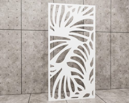 Primavera Jungle, , panel ażurowy Decopanel, ażur zebra, ażur liście