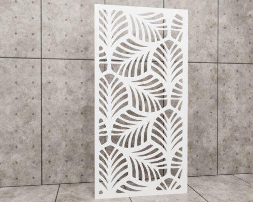 Primavera Malachit, , panel ażurowy Decopanel, azur liście, ażur natura