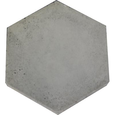 hexagon płytka 3D decopanel, beton architektoniczny, sześciokąt antracytowy