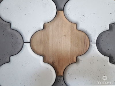 inpire drwno debowe, płytka decopanel, płytka 3D, design, płyta architekt