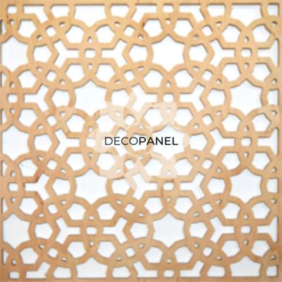 panel ażurowy ze sklejki, sklejka decopanel, ażur sklejka, ażur drewno, ażury na wymiar, drewniane panele, ażur maroko