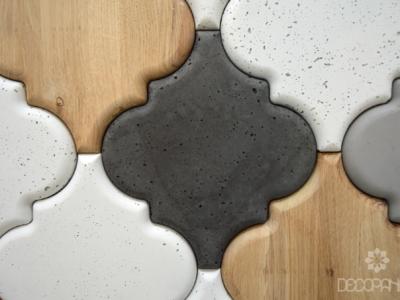 panel inpire, decopanel, panel dekoracyjny beton drewno