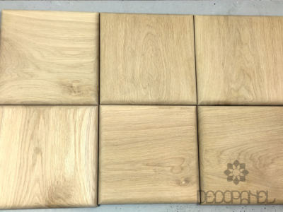 square wood oak 3d, panels 3d decopanel