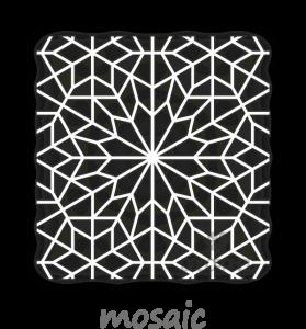 mosaic oriental, panel ażurowy decopanel, producent ażurów, decopanel