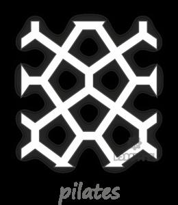simple pilates, panel ażurowy decopanel, producent ażurów, decopanel