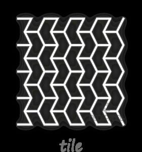 simple tile, panel ażurowy decopanel, producent ażurów, decopanel